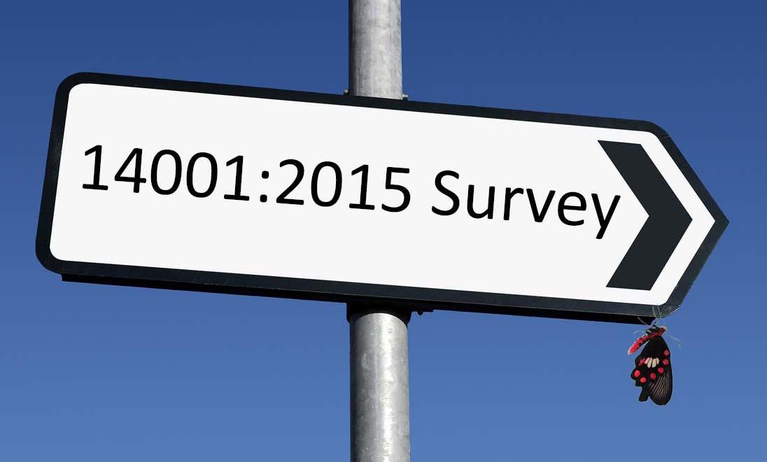 ISO 14001:2015 Survey