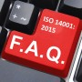 ISO 14001:2015 FAQs