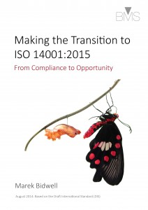 Making the Transition to ISO 14001:2015