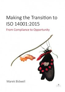 ISO14001:2015 Cover