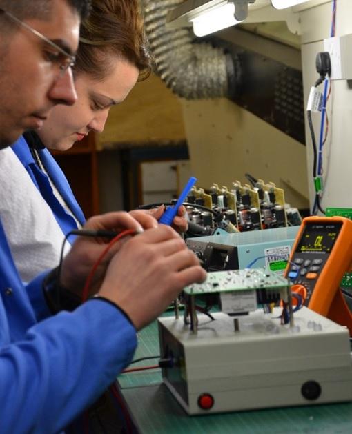 Testing PCBs
